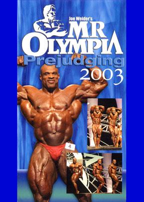 2003 Mr. Olympia Prejudging Download