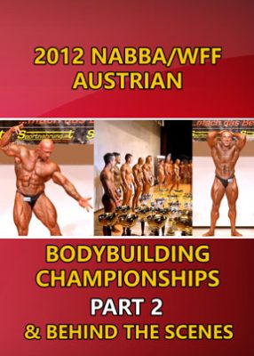 2012 NABBA/WFF Australian Championships # 2 Download