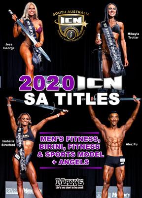 2020 ICN SA - Bikini & Fitness DVD