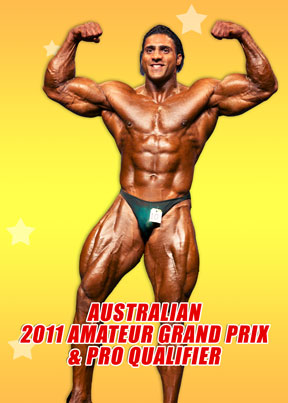 2011 IFBB Australian Amateur Grand Prix Download