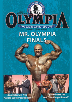 2004 Mr. Olympia Finals Download