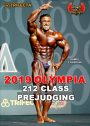 2019 Olympia 212 Class - Prejudging DVD