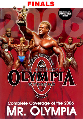 2006 Mr. Olympia Finals Download