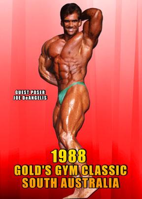 1988 SA Gold's Gym Classic Download