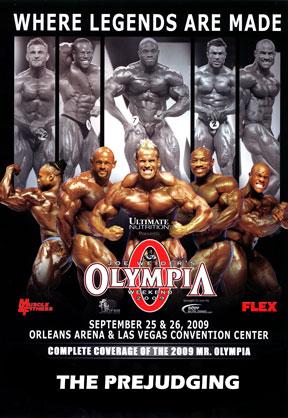 2009 Mr. Olympia Prejudging Download