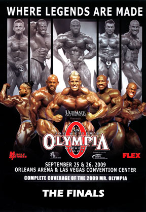 2009 Mr. Olympia Finals Download