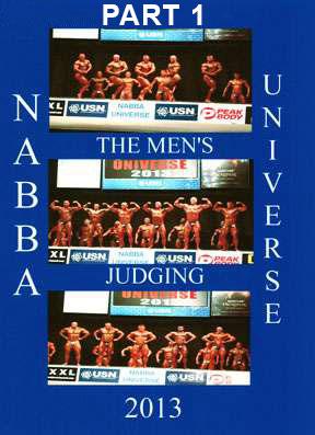 2013 NABBA Mr. Universe Prejudging Part 1A Download