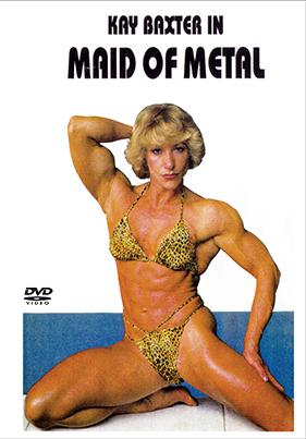Kay Baxter Maid of Metal DVD