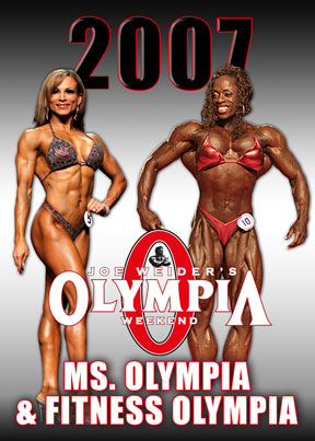 2007 Ms. Olympia Fitness Olympia Download