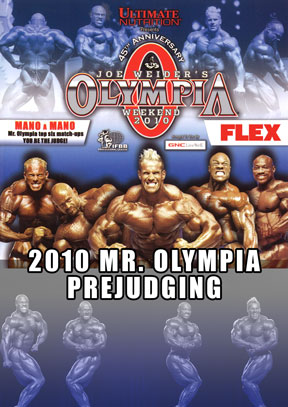 2010 Mr. Olympia - Prejudging Download