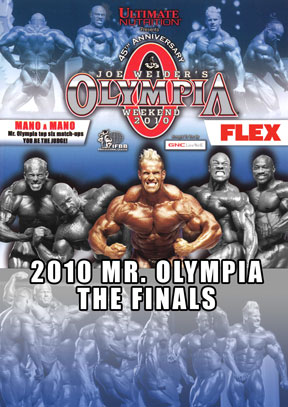 2010 Mr. Olympia Finals (Download)