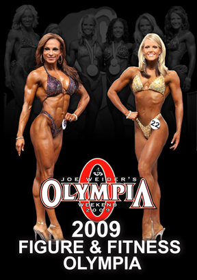 2009 Figure & Fitness Olympia Download