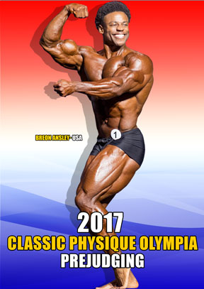 2017 Classic Physique Olympia Download