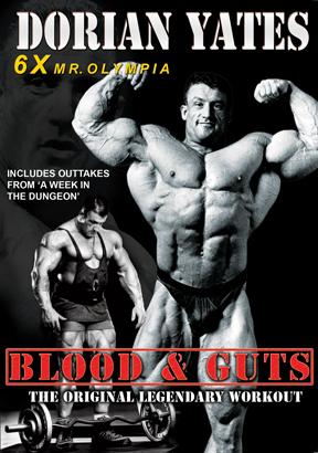 Dorian Yates Blood & Guts # 1 Workout Download