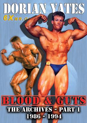 Dorian Yates Blood & Guts Archives # 1 Download