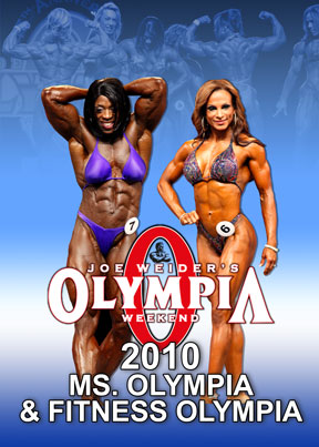 2010 Ms. Olympia/Fitness Olympia Download