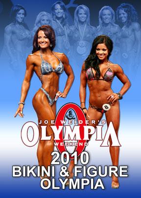 2010 Bikini & Figure Olympia Download