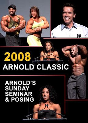 2008 Arnold Seminar & Posing Download