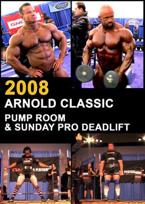2008 Arnold Classic Pump Room Download