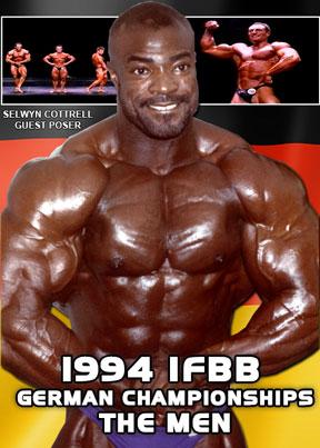 1994 IFBB German Championships Download