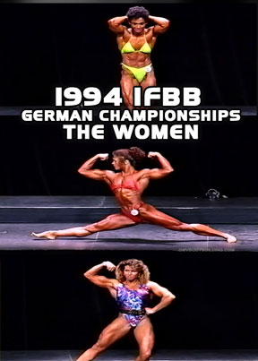 1994 IFBB German Championships - Women Download