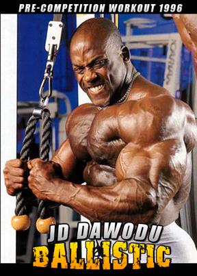 J.D. Dawodu Ballistic Download