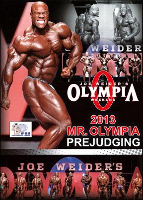 2013 Mr. Olympia Prejudging Download