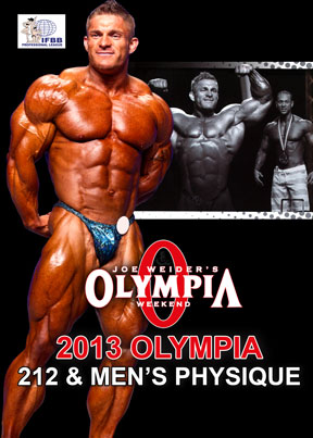 2013 Olympia 212 & Men's Physique Download