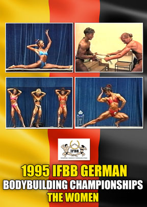 1995 IFBB German Championships - Women Download