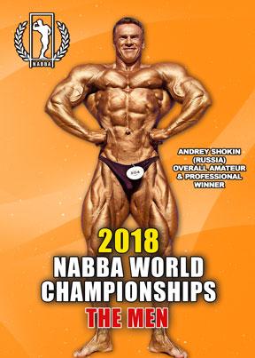 2018 NABBA World Championships - Men Download