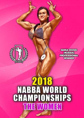 2018 NABBA World Championships Women Download