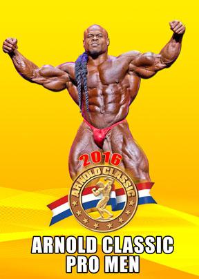 2016 Arnold Classic Pro Men (Download)