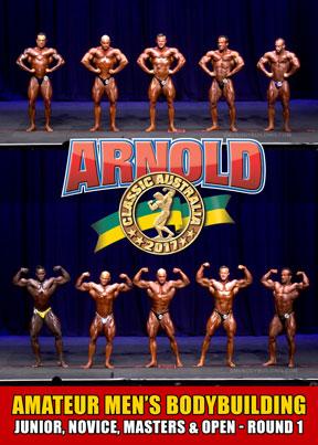 2017 Arnold Australia Amateur Men # 1 download