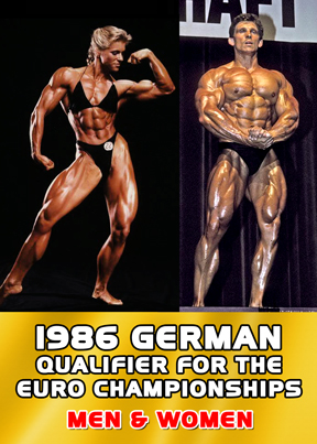 1986 German Qualifier for Euro Champs Download