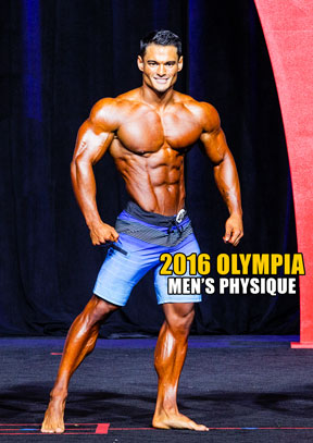 2016 Olympia - Men's Physique Download
