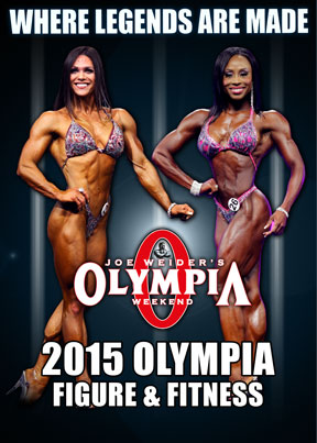 2015 Figure & Fitness Olympia Download