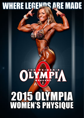 2015 Women's Physique Olympia Download