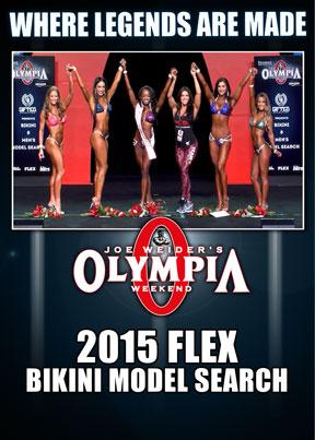 2015 Flex Bikini Model Search Download