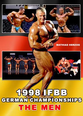 1998 IFBB German Championships - Men Download