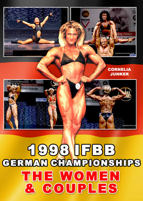 1998 IFBB German Championships - Women Download