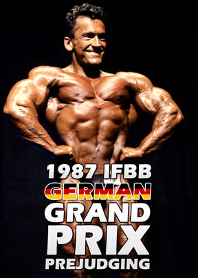 1987 IFBB German Grand Prix - Prejudging Download