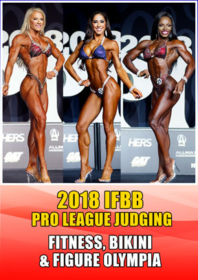 2018 Figure, Fitness & Bikini Olympia Prejudging Download