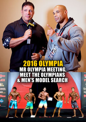 2016 Olympia Meeting, Model Search Download