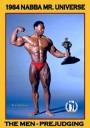 1984 NABBA Universe - Prejudging