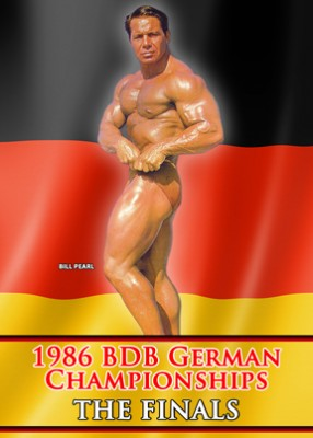 1986 BDB German Championships Finals