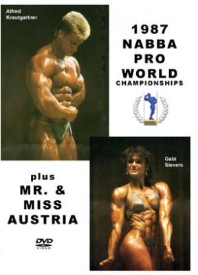 1987 NABBA Worlds