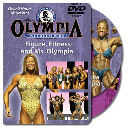2004 Women's Olympia