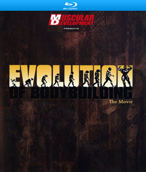 Evolution on Blu-Ray