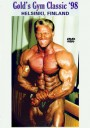 1998 Gold's Gym Classic, Finland