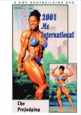 2001 Ms. International Prejudging